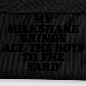 My milkshake brings all the boys to the yard T-shirts - Rugzak voor kinderen