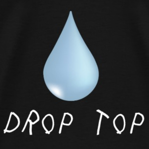 Rain Drop Top Hoodies & Sweatshirts - Men's Premium T-Shirt