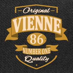 Vienne Tee shirts - Casquette snapback