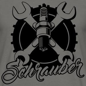 suchbegriff 39 schrauber 39 geschenke online bestellen spreadshirt. Black Bedroom Furniture Sets. Home Design Ideas