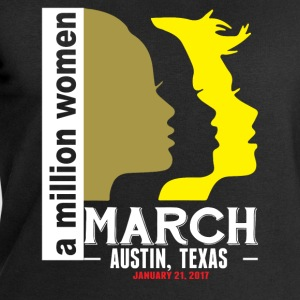 Women's March Austin, Texas T-Shirts - Men's Organic Sweatshirt by Stanley & Stella