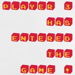 Player 3 Baby Bibs - Baby T-Shirt