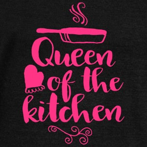 queen of the kitchen Puserot - Naisten Bella u-kaula-aukkoinen pusero