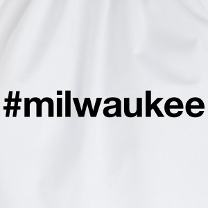 MILWAUKEE T-Shirts - Drawstring Bag