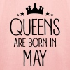 Queens Are Born In May Sweats - Pull à capuche Premium Enfant