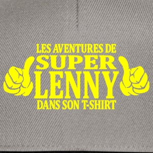 lenny Tee shirts - Casquette snapback