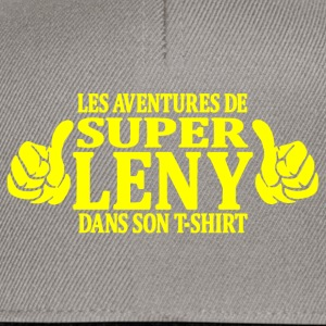 leny Tee shirts - Casquette snapback