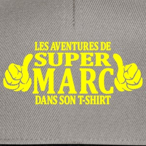 marc Tee shirts - Casquette snapback