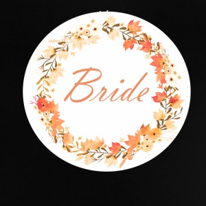 bride_wreath_flower_power_orange T-shirts - Baby T-shirt