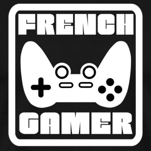 French Gamer Vêtements de sport - T-shirt Premium Homme