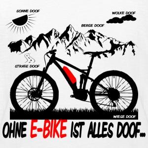 suchbegriff 39 e bike 39 geschenke online bestellen spreadshirt. Black Bedroom Furniture Sets. Home Design Ideas