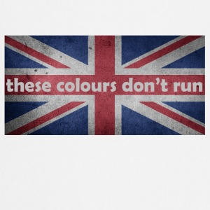 Colours Don't Run - Cooking Apron