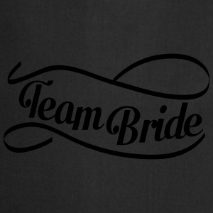 team_bride_swing T-shirts - Keukenschort