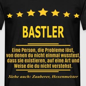 suchbegriff 39 bastler spr che 39 geschenke online bestellen spreadshirt. Black Bedroom Furniture Sets. Home Design Ideas