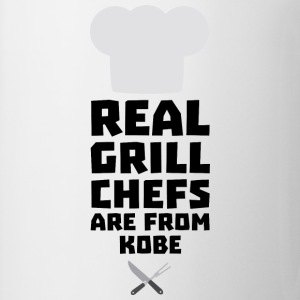 Véritables Chefs Grill proviennent de Kobe Sf9y7 Manches longues - Tasse
