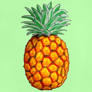 Pineapple in Colour - Baby T-Shirt