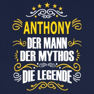 ANTHONY T-Shirts - Baseballkappe