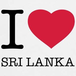 I LOVE SRI LANKA - Cooking Apron