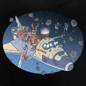 Space Adventure 3 Meteore T-Shirts - Baby T-Shirt
