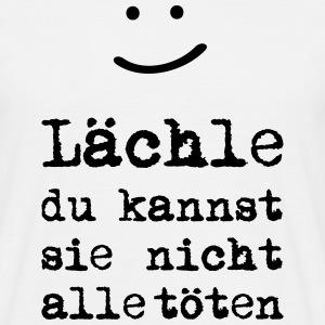 suchbegriff 39 du kannst sie nicht alle t ten 39 t shirts online bestellen spreadshirt. Black Bedroom Furniture Sets. Home Design Ideas