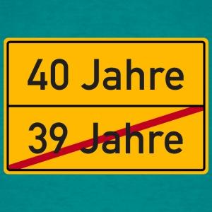 suchbegriff 39 40 verkehrsschild 39 t shirts online bestellen. Black Bedroom Furniture Sets. Home Design Ideas