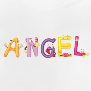 Angel Baby Bibs - Baby T-Shirt