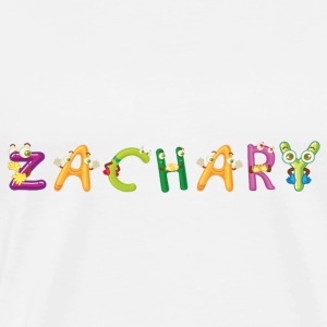 Zachary Baby Bibs - Men's Premium T-Shirt