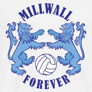 True Blue Millwall Forever - Men's Premium T-Shirt