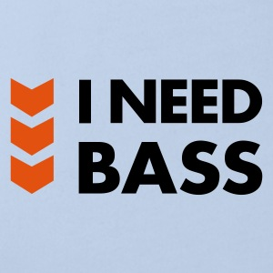 I Need Bass! =) - Baby Bio-Kurzarm-Body