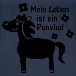 suchbegriff 39 ponyhof 39 t shirts online bestellen spreadshirt. Black Bedroom Furniture Sets. Home Design Ideas