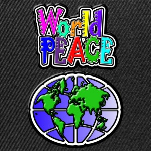World Peace - Casquette snapback
