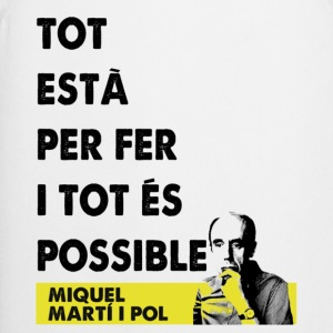 Marti i Pol - Tot és possible Camisetas - Delantal de cocina