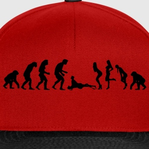 evolution homme femme position kamasutra missionnaire T-shirts - Casquette snapback