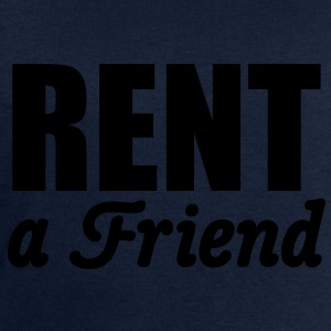 Rent a Friend | for rent T-Shirts - Mannen sweatshirt van Stanley & Stella