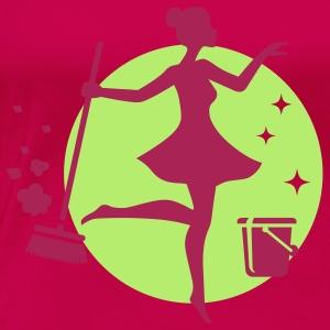 suchbegriff 39 putz 39 t shirts online bestellen spreadshirt. Black Bedroom Furniture Sets. Home Design Ideas