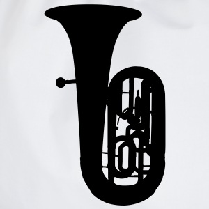 music tuba brass T-shirts - Gymtas