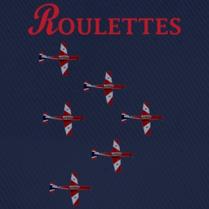 Roulettes Aerobatic Team T-shirt - Baseball Cap