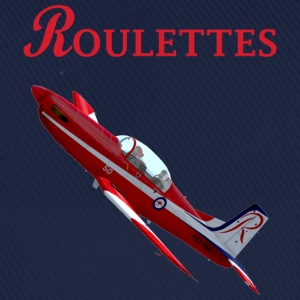 Roulettes PC-9 T-shirt - Baseball Cap