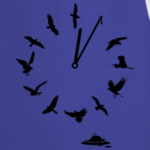 Doomsday Bird Clock T-shirts - Keukenschort
