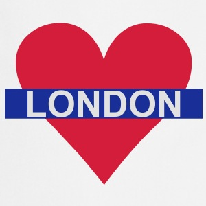 Love London - Underground T-Shirts - Kochschürze
