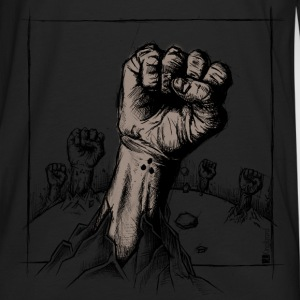 awake! Punk's not dead, just living dead Tee shirts - T-shirt manches longues Premium Homme