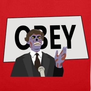 They live Alien Obey - Kangaskassi