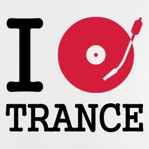 :: I dj / play / listen to trance :-: - T-shirt Bébé