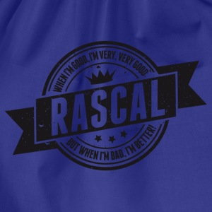 Vintage RASCAL quotes - Good and better! Magliette - Sacca sportiva