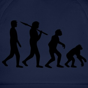 devolution T-shirts - Baseballcap