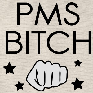 PMS BITCH Fist T-Shirts - Drawstring Bag