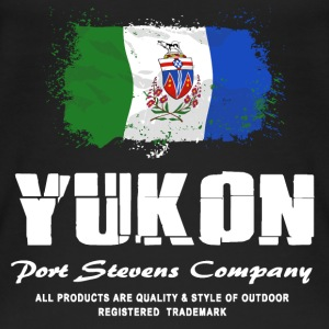 Yukon Flag Logo Tops - Frauen Bio Tank Top