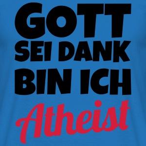 suchbegriff 39 gott sei dank 39 t shirts online bestellen spreadshirt. Black Bedroom Furniture Sets. Home Design Ideas