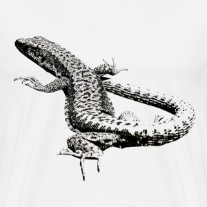 celebration of the Lizard - Herre premium T-shirt