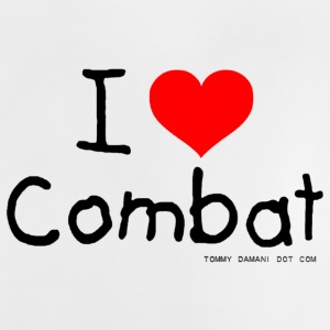 I Love Combat Accessories - Baby T-Shirt